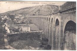 CAHORS - Le Viaduc à CALAMANE - Cahors