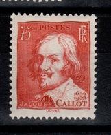 YV 306 N* (infime Trace) Callot Cote 12 Euros - France