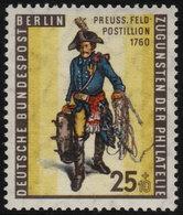 ✔️ West Berlin 1955 - Tag Der Briefmarke- Mi. 131 ** MNH - €7.50 - Unused Stamps