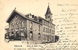 Vielsalm - Hôtel De Belle Vue (ca. 1899) - Vielsalm