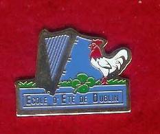 @@ Joli Coq école D'été De Dublin Trèfle Harpe (2.4x1.8) Neuf @@cs5 - Animali
