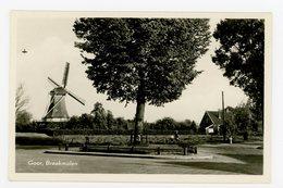 D247 - Goor Braakmolen - Molen - Moulin - Mill - Mühle - Goor