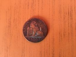 Belgique 5 Cts 1833 FR - 1831-1865: Leopold I
