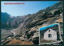 Bolzano Racines Rifugio Capanna CAI Vedretta Piana Grohmannhütte  FG R163 - Bolzano (Bozen)