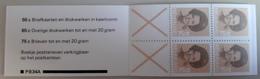5 Postzegel Boekjes Postfris / MNH - Heftchen Und Rollen