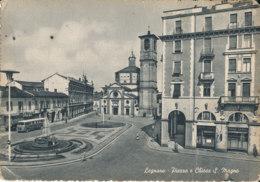 LEGNANO- PIAZZA E CHIESA S. MAGNO - Legnano