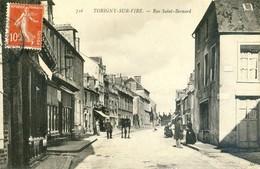 TORIGNI SUR VIRE   Rue St Bernard - Autres Communes