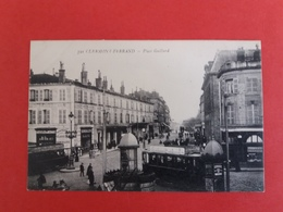 63  CLERMONT-FERRAND  Place Gaillard  Superbe - Clermont Ferrand
