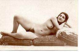 Nu Féminin-  Nude Woman - Nus Adultes (< 1960)