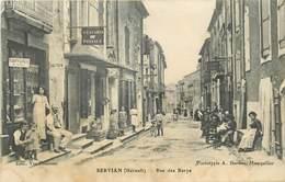 SERVIAN-rue Des Barys (état) - Autres Communes