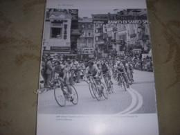 CYCLISME COUPURE LIVRE K31 VISENTINI GIRO 1986 VILLE De MERANO 19x18cm - Cyclisme