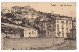 Cartolina-Postcard, Viaggiata (sent), Napoli, Parco Margherita - Napoli (Nepel)