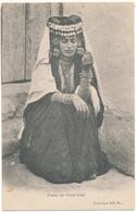 Femme Des Ouled Naïls - ND Phot. - Frauen