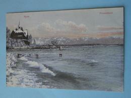 Cpa Suisse -- PRANGINS -- Promenthoux - Cpa 1908 - VD Vaud