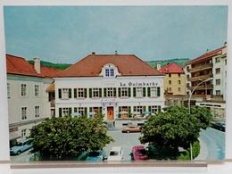 25 - MORTEAU - HOTEL DE LA GUIMBARDE - PLACE CARNOT - Ed. JANIN 1283 - TRES BEL ETAT - Other Municipalities