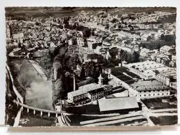 25 - PONTARLIER - VUE PANORAMIQUE AERIENNE - CIM 12856 - 1957 - Pontarlier