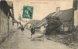 BOUILLY LA RUE DE SOULIGNY - Autres Communes