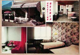 X38145 Peu Commun SEYSSINET-GRENOBLE Isère Hotel BELALP 1970s Propriétaire R.JACQUIER Rond-Point De L' ETOILE - Autres Communes