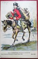 S.A. Le Kronprinz, Prince De La Cambriole - Oct 1914 - Radiguet - Librairie De L'Estampe Paris - Patriottiche