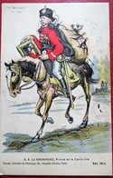 S.A. Le Kronprinz, Prince De La Cambriole - Oct 1914 - Radiguet - Librairie De L'Estampe Paris - Patriottisch