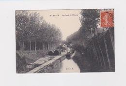 MEAUX CANAL OURCQ 28 - Meaux