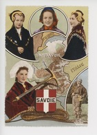 Savoie Géographique : Costumes Tarentaise Maurienne Ramoneur (folklore) Haute 74 Suisse Italie (multivues Cp Vierge) - Autres Communes