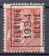 BELGIË - PREO - Nr 278A (Mercurius) - BELGIQUE 1934 BELGIË - (*) - Typo Precancels 1932-36 (Ceres And Mercurius)