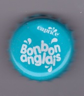 ILE REUNION - CAPSULE SODA BONBON ANGLAIS CAPRICE  - FABRIQUER   BRASSERIE LOCALE - Soda