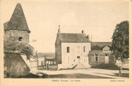 89* DIGES  La Place - Autres Communes