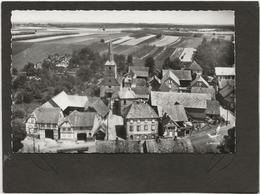 CPSM  Berstett   Edtion Lapie (fomat 9x14) N°3 L'église Et La Mairie - Andere Gemeenten