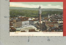 CARTOLINA NV ITALIA - SIENA - Panorama Dalla Torre Del Duomo - Ed. Guggenheim - 9 X 14 - Siena