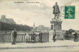 89* AUXERRE Pont Paul Bert - Auxerre