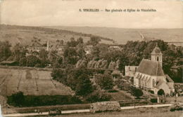 89* VINCELLES  Eglise - Autres Communes