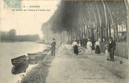 89* AUXERRE L'yonne - Auxerre