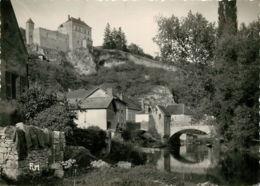89* MAILLY LE CHaTEAU  CPSM (10x15cm) Pont - Autres Communes