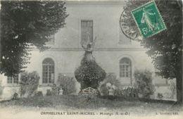 91* MORANGIS   Orphelinat St Michel - Autres Communes