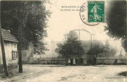 91* MORANGIS   Grille Chateau - Autres Communes
