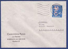 Brief Einzelfrankatur MiNr. 296 (aa0146) - Covers & Documents