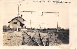 Verfeil      31       Intérieur De La Gare . Carte Photo       (Voir Scan) - Verfeil