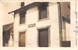 Verfeil      31       La Gare . Carte Photo       (Voir Scan) - Verfeil