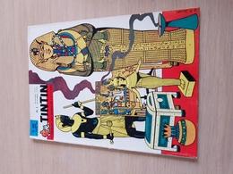 Journal De Tintin N° 848 Couv Jacobs - Tintin