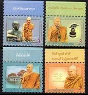 Thailand Thailande 2819/22 Lamas - Buddhism