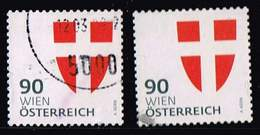 Österreich 2018,Michel# 3411 O Österreichische Wappen: Wien - 2011-... Afgestempeld