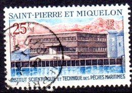 Saint Pierre Et Miquelon: Yvert N° 388° - St.Pierre Et Miquelon