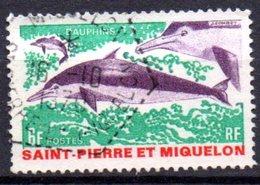 Saint Pierre Et Miquelon: Yvert N° 394° - St.Pierre Et Miquelon