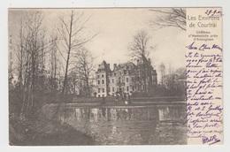 Anseghem  Anzegem   Château D'Hemsrode Près D'Anseghem  (verstuurd Aan Werner De Crombrugghe De Looringhe Ichtegem) - Anzegem