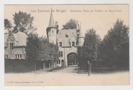 Oostcamp  Oostkamp   Porte Du Château De Gruuthuuse  Edit Hoffmann N° 3197 - Oostkamp