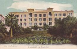 AJACCIO - Le Grand-Hôtel - Ajaccio