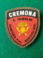 SCUDETTO DA BRACCIO Fanfaea Bersaglieri Cremona - Italy