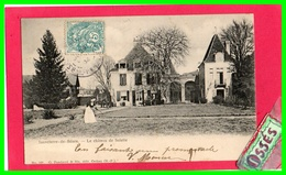 SAUVETERRE De BEARN Le Château De Solette (recto Verso) - Sauveterre De Bearn